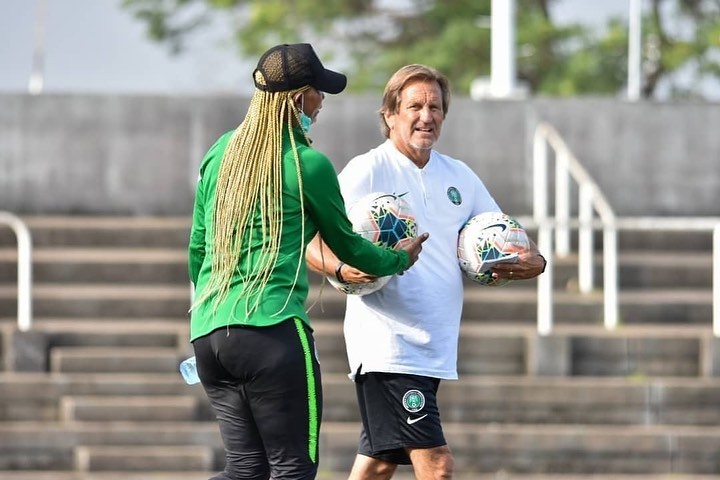 'Waldrum Should Look Inward, Replace  Ageing Super Falcons Players'  –Eguavoen