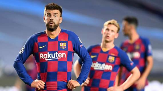 'It's Impossible For Barca To Win UCL' -Pique