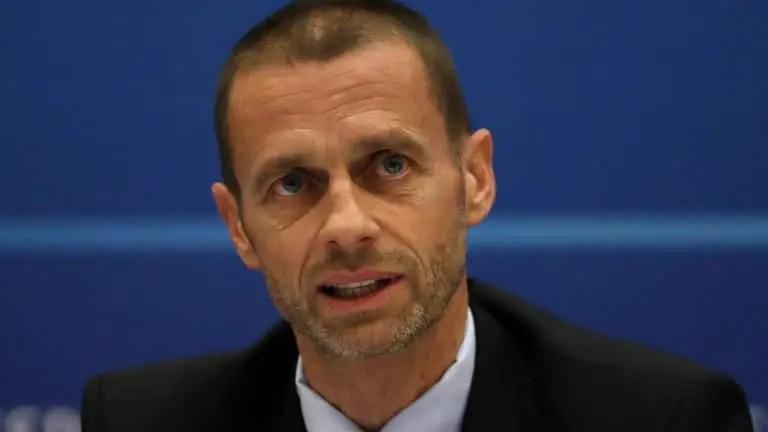 'European Countries Could Boycott Biennial World Cup' – UEFA President Warns FIFA