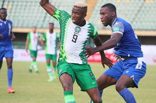 2022 WCQ: 'How Referee Helped Super Eagles Win' – CAR Coach