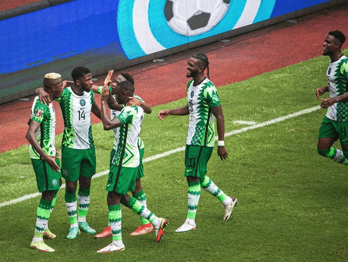 6 Key Observations In Nigeria's 2-0 Win Over CAR In Douala