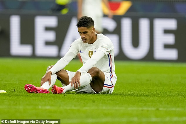 Varane Out For Few Weeks With Groin Injury