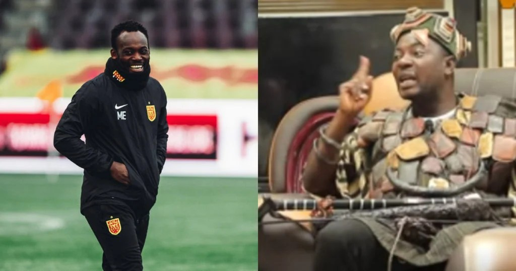 'Why I Destroyed Essien's Football Career' – Ghanaian Spiritualist Claims