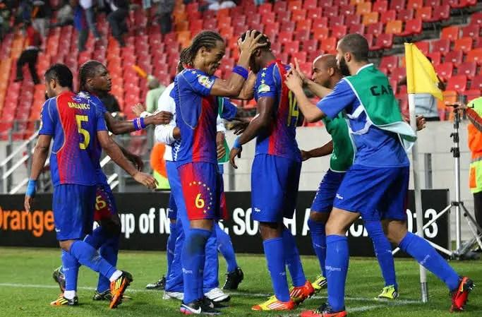 2022 WCQ: Cape Verde Edge Liberia Away To Record First Win