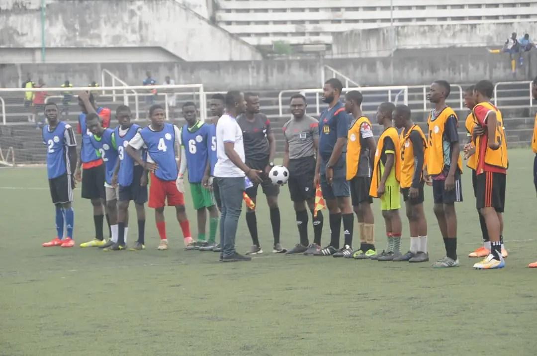 Ignite Megastars Football Talent Hunt Kicks Off In Lagos