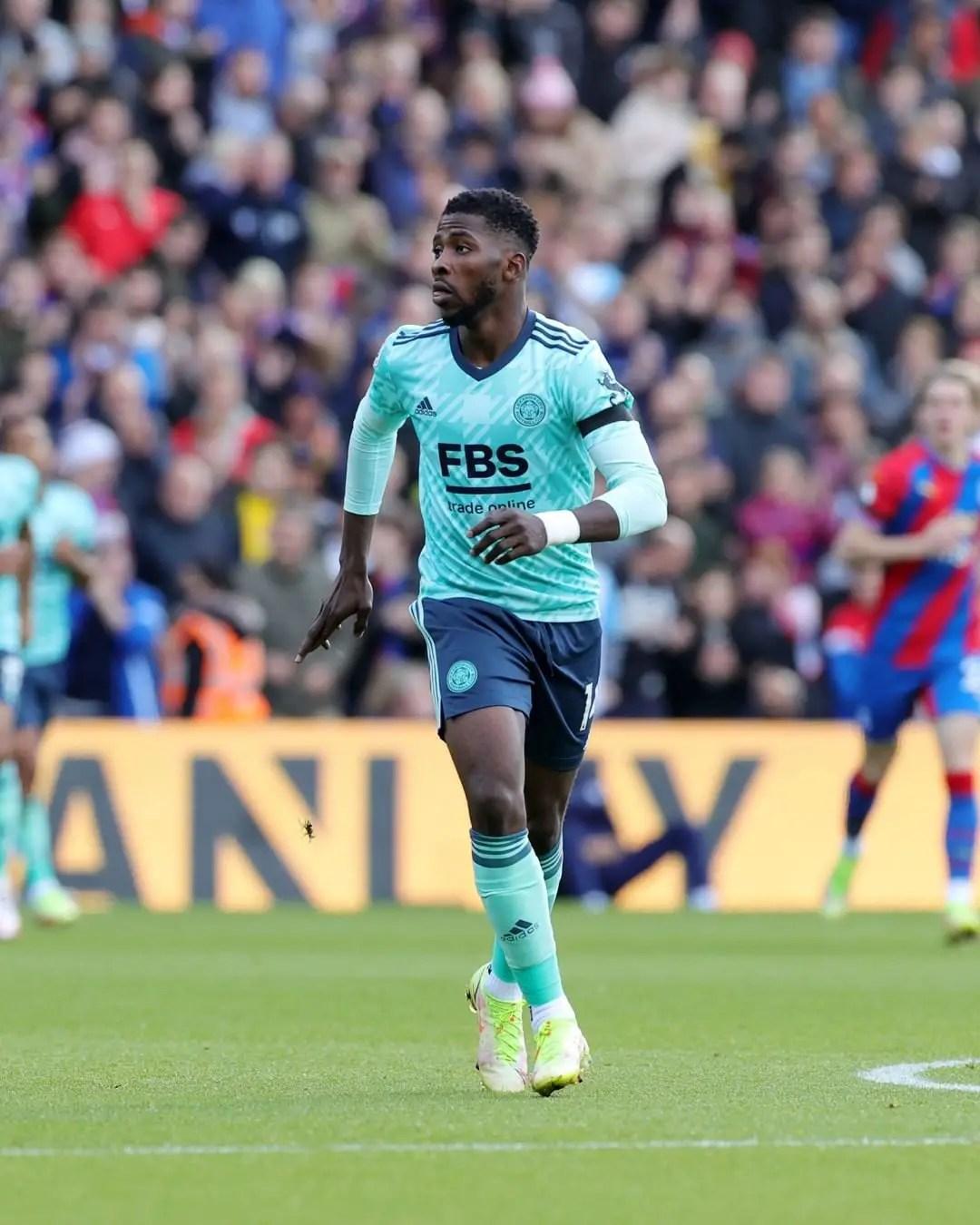 Iheanacho Equals  Okocha, Martins'  Premier League  Record After Scoring On His Birthday