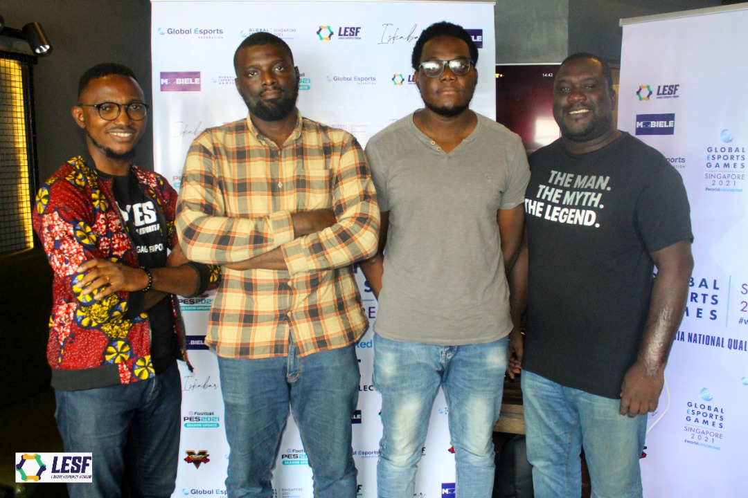 Nigeria's Players For The Inaugural  Global Esports Games 2021 Decided