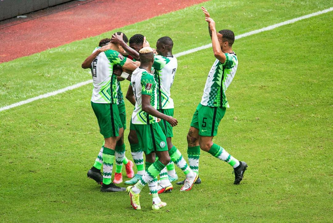 Balogun Relishes First Super Eagles Goal In Seven Years
