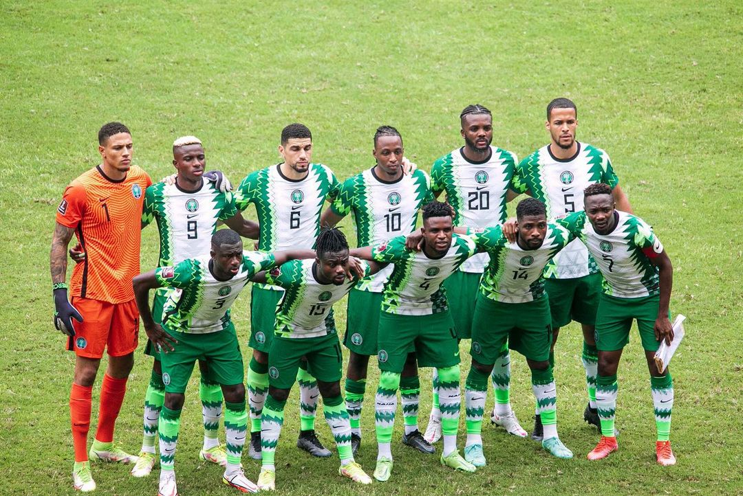 ABOVE AVERAGE: Super Eagles' Ratings Vs Central African Republic  In Douala
