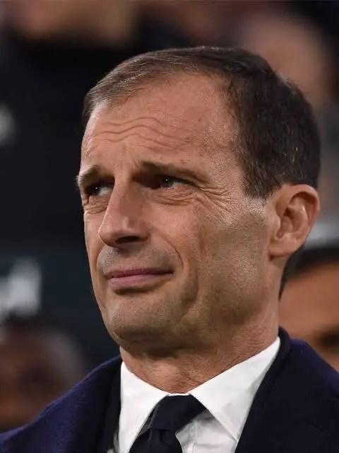 Juve Coach Allegri's Ex-Girlfriend Accuses Him Of Cheating