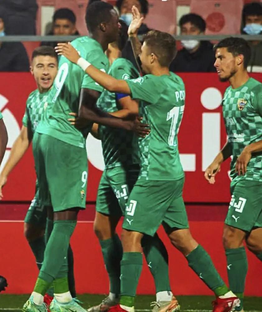 Spanish Segunda: Sadiq Nets 6th League Goal, Bags Assist As Almeria Claim Away Win To Go Top