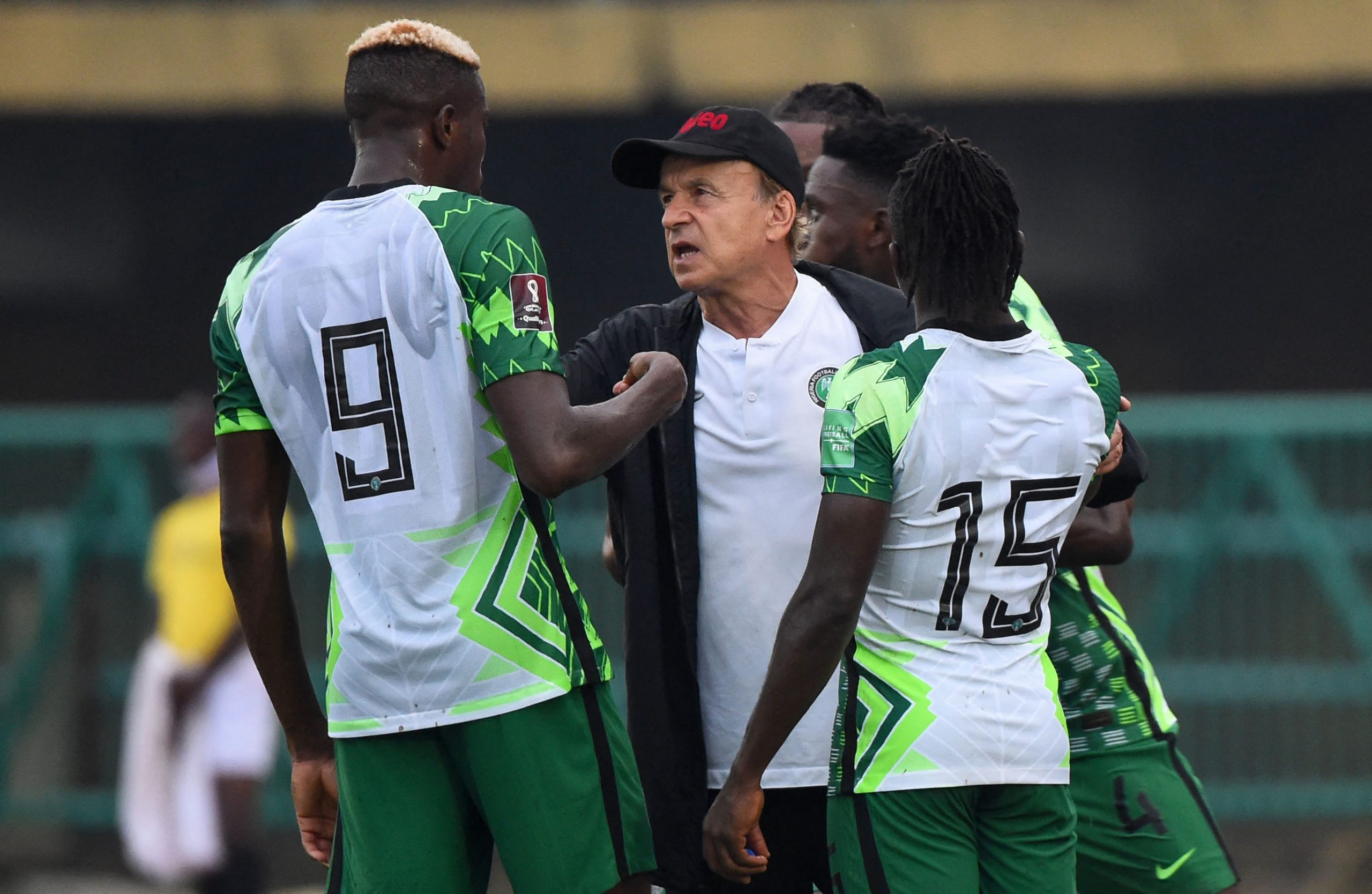 Rohr: Rising Above Every Stumbling Block With The Super Eagles