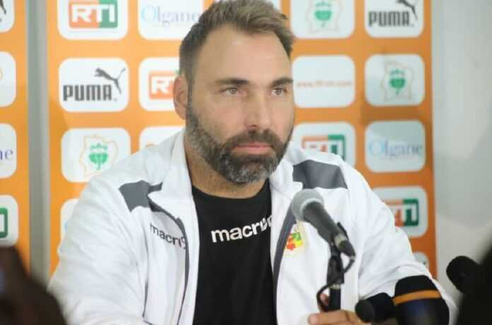 REVEALED: What I Told My Wife Before Super Eagles Game – CAR Head Coach Savoy