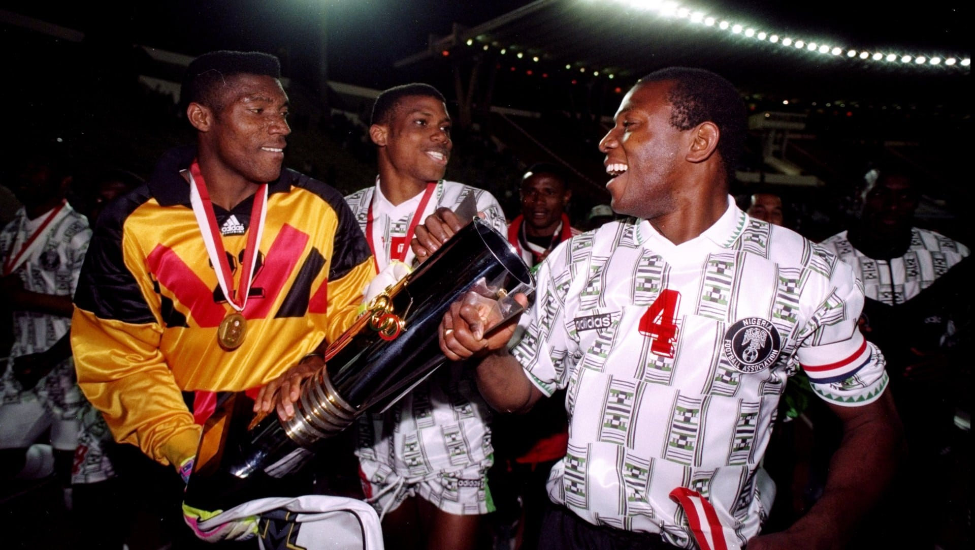 Nigeria @61: Memorable Moments Of Nigerian Sports Since Independence