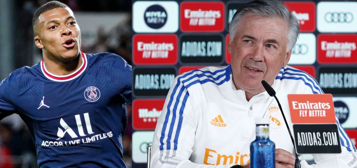 Why Mbappe Can't Resist Playing For Real Madrid -Ancelotti