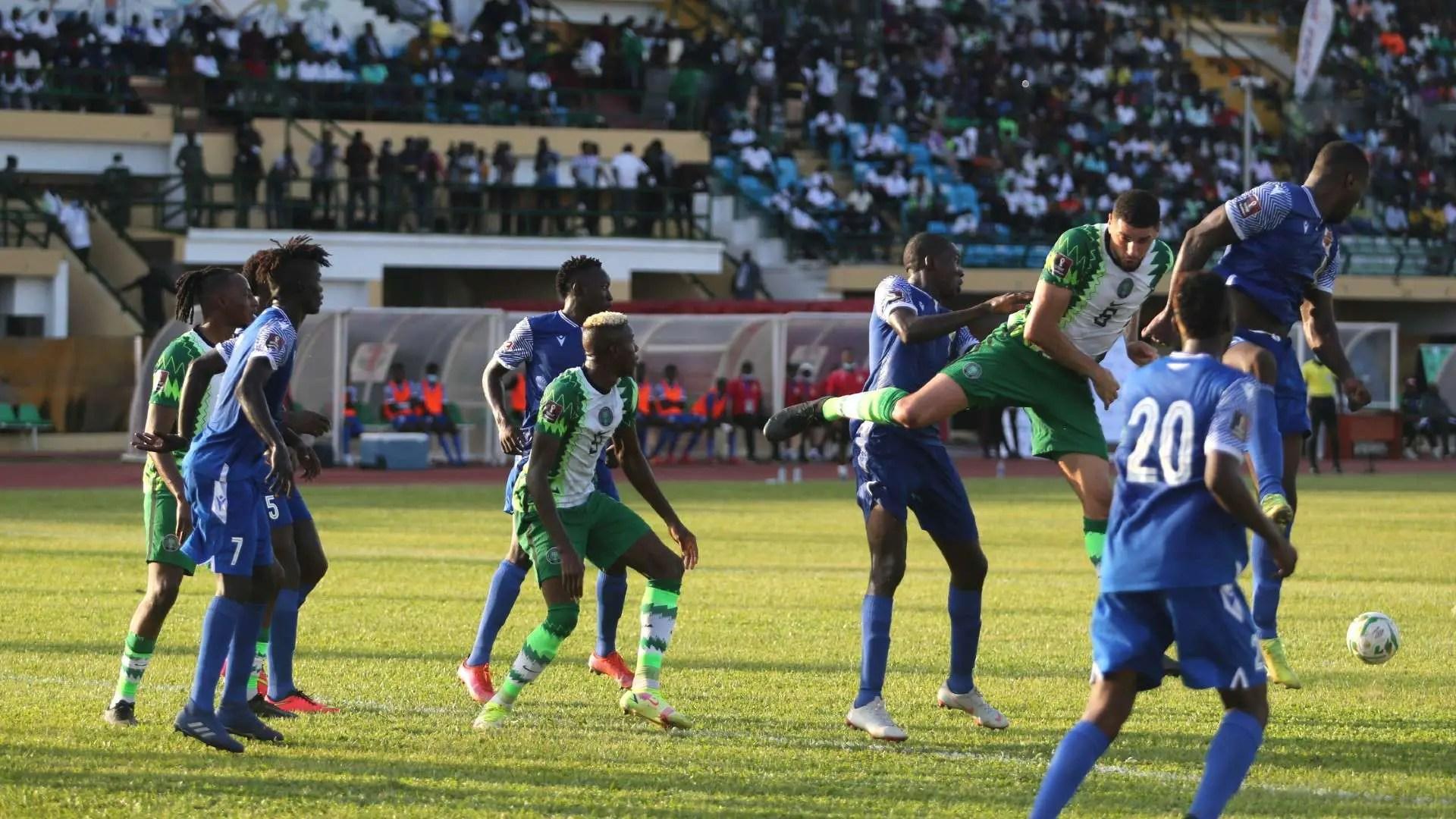 2022 WCQ: Super Eagles Seek Redemption Against CAR In Douala