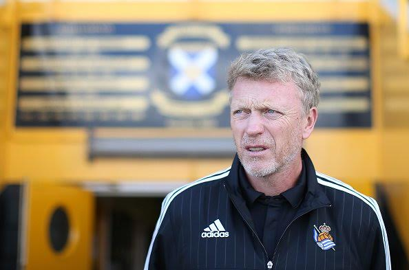 Real Sociedad Confirm David Moyes Sacking