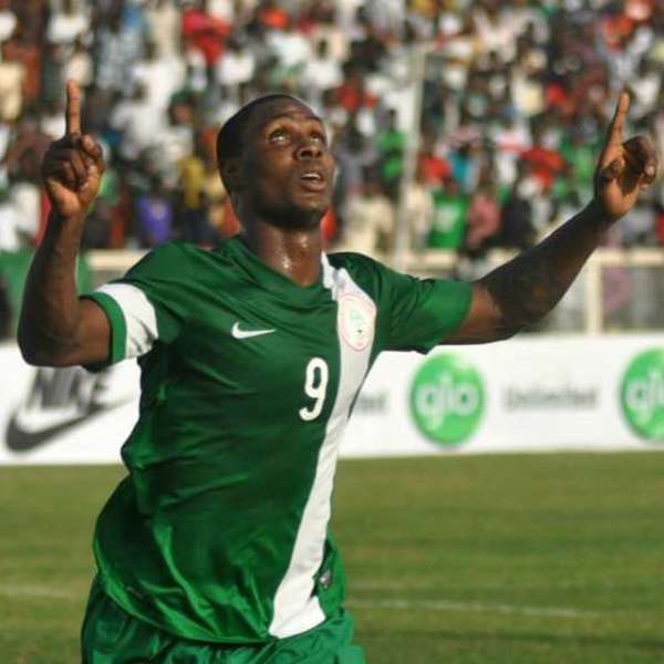 Ighalo: My Eagles Goals Will Come, Watford'll Give United A Good Fight