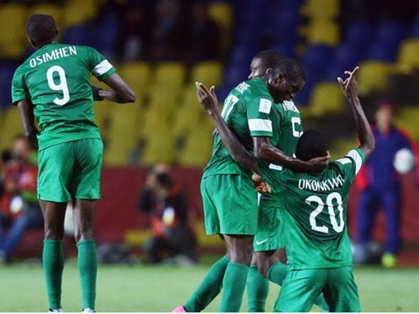 "Golden Eaglets' Okonkwo Dedicates ""Best Ever""Goal To Mother"