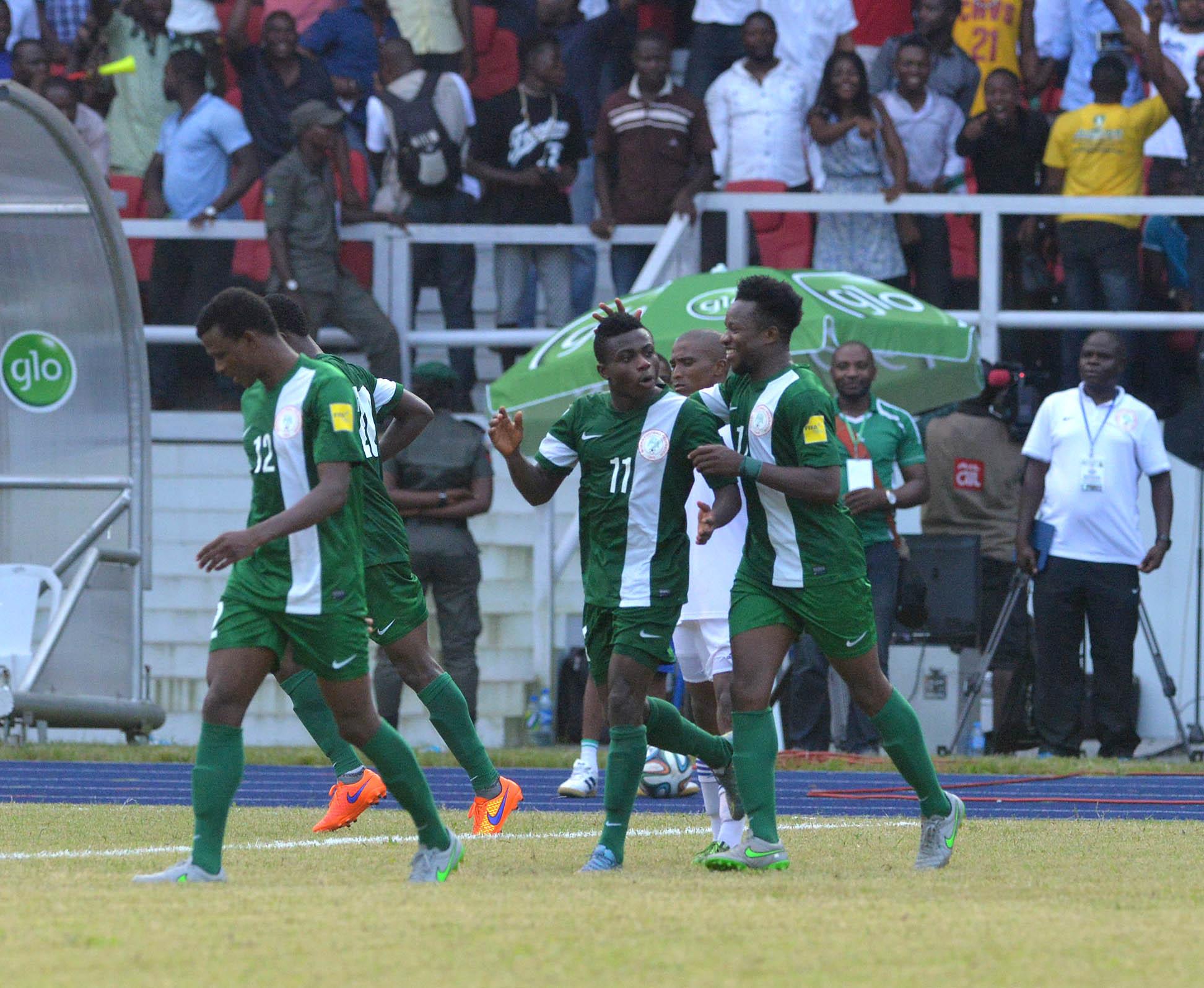 Etim Esin: Eagles Must Improve On Away Games