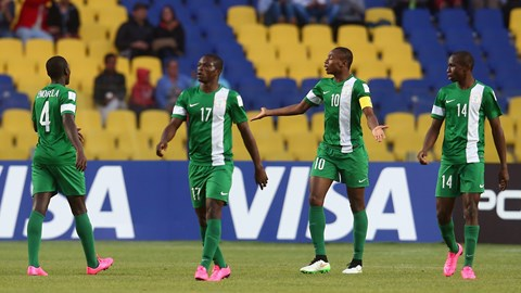 Omeruo Salutes Eaglets on Mexico Conquest, Wants Mali Down!