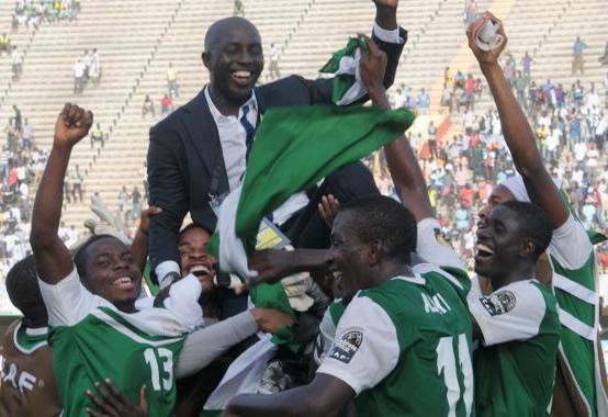 Etim Esin: Siasia Can Lead U-23 Eagles To Olympic Gold