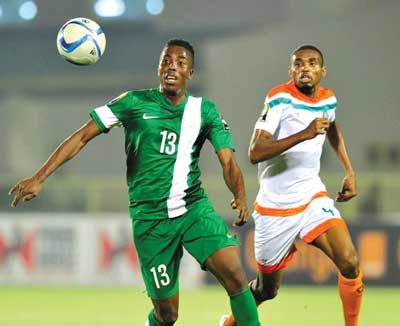 Chikatara Recovers From Diarrhoea, Set To Start Vs Tunisia
