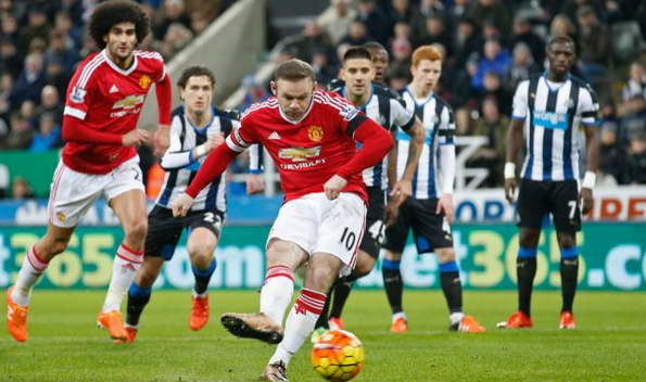 Newcastle Peg Back Man United In Six-Goal Thriller