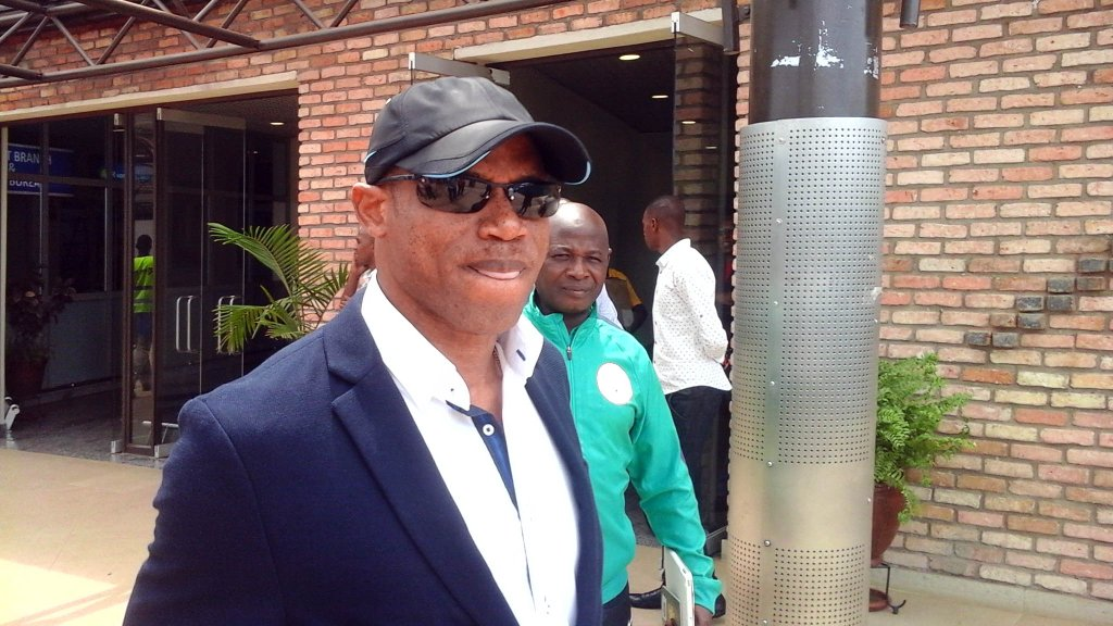 Oliseh: I'll Leave A Solid Eagles Team Behind When I'm Gone