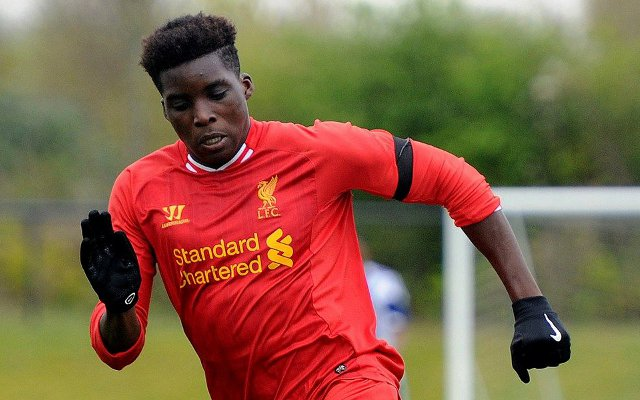 Klopp Recalls Sheyi Ojo For FA Cup Action