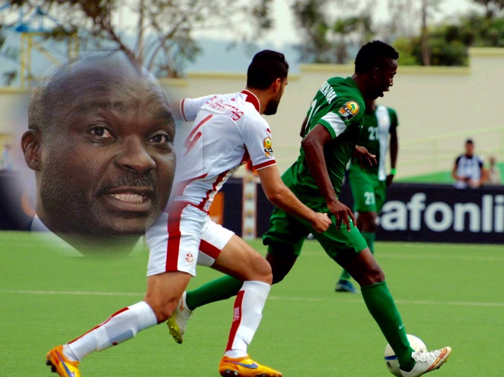 Roger Milla: Chikatara Is A Fantastic Striker