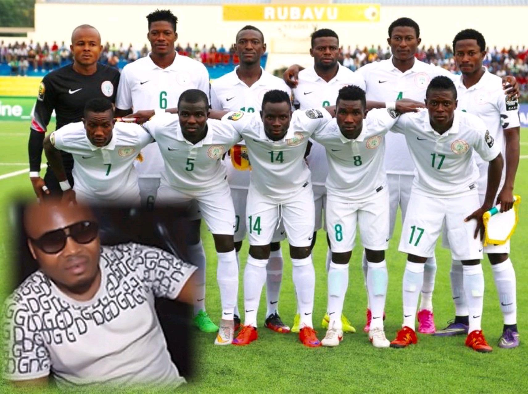 Udeze Tasks Super Eagles On Commitment