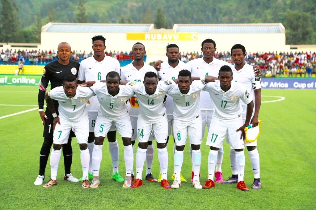 Nigeria 62nd In FIFA Ranking, Cape Verde Africa's No.1