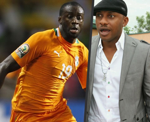 Glo/CAF Awards: Nollywood Star Edochie Crowns Toure, Challenges Nigerian Stars
