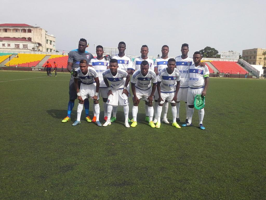 Confed Cup: Akwa United Grab Away Win Vs Congo's Vita