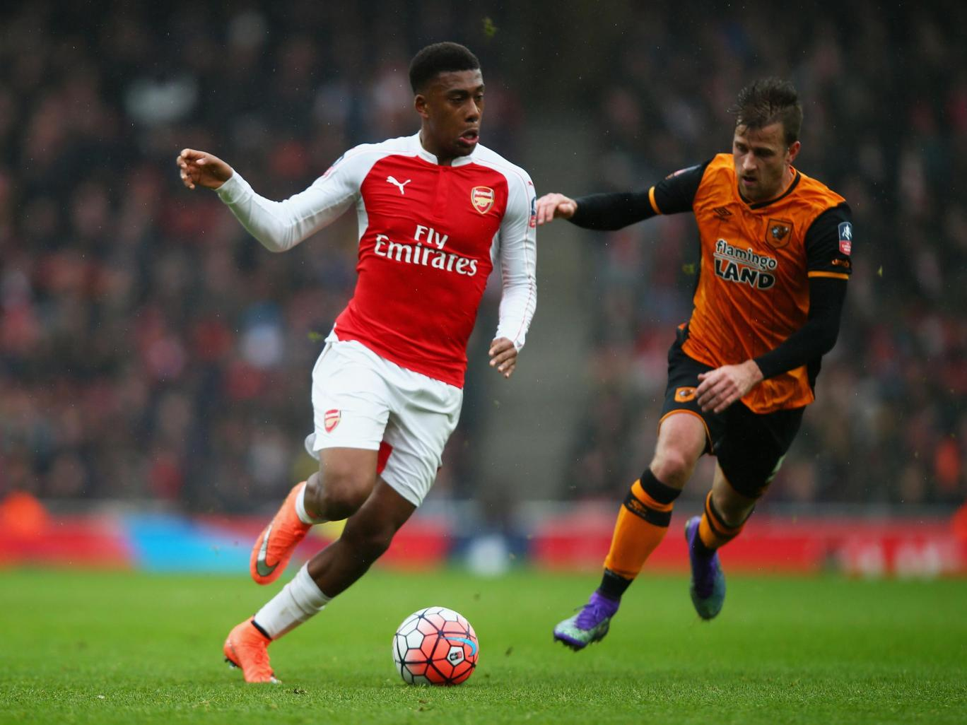 Iwobi: Hull Gave Arsenal A Tough Battle