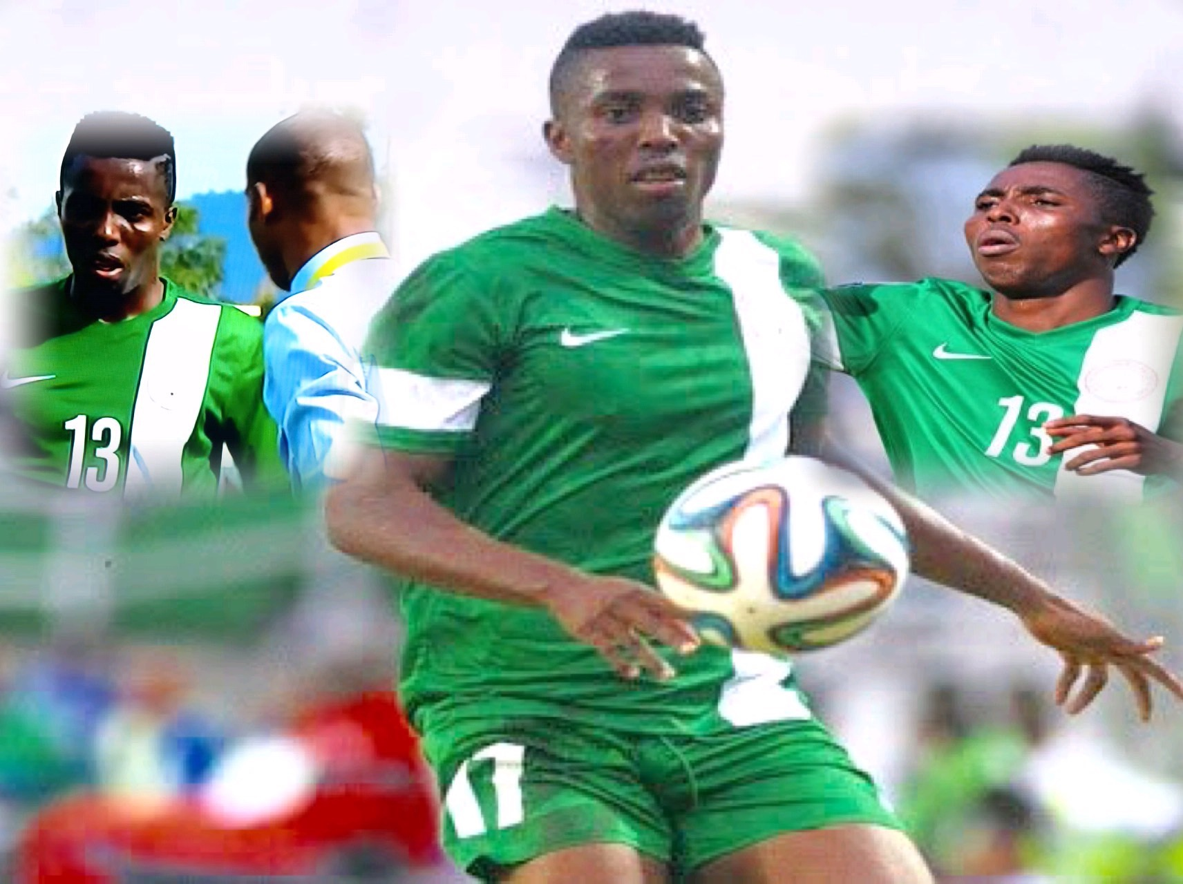 Chikatara: Battle For Super Eagles Shirt Doesn't Scare Me