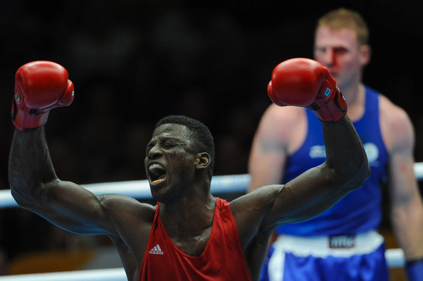 Boxing: Ajagba Wins Nigeria's Only African Gold As Linus Misses Olympics