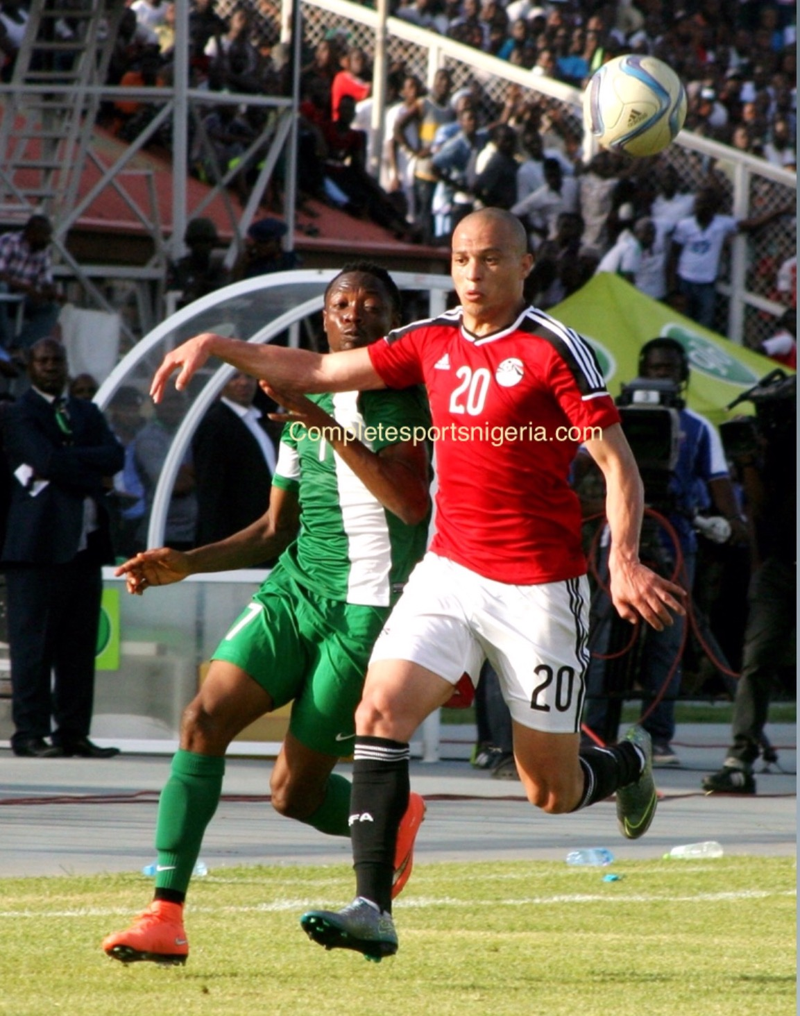 Adepoju Backs Super Eagles To Beat Egypt