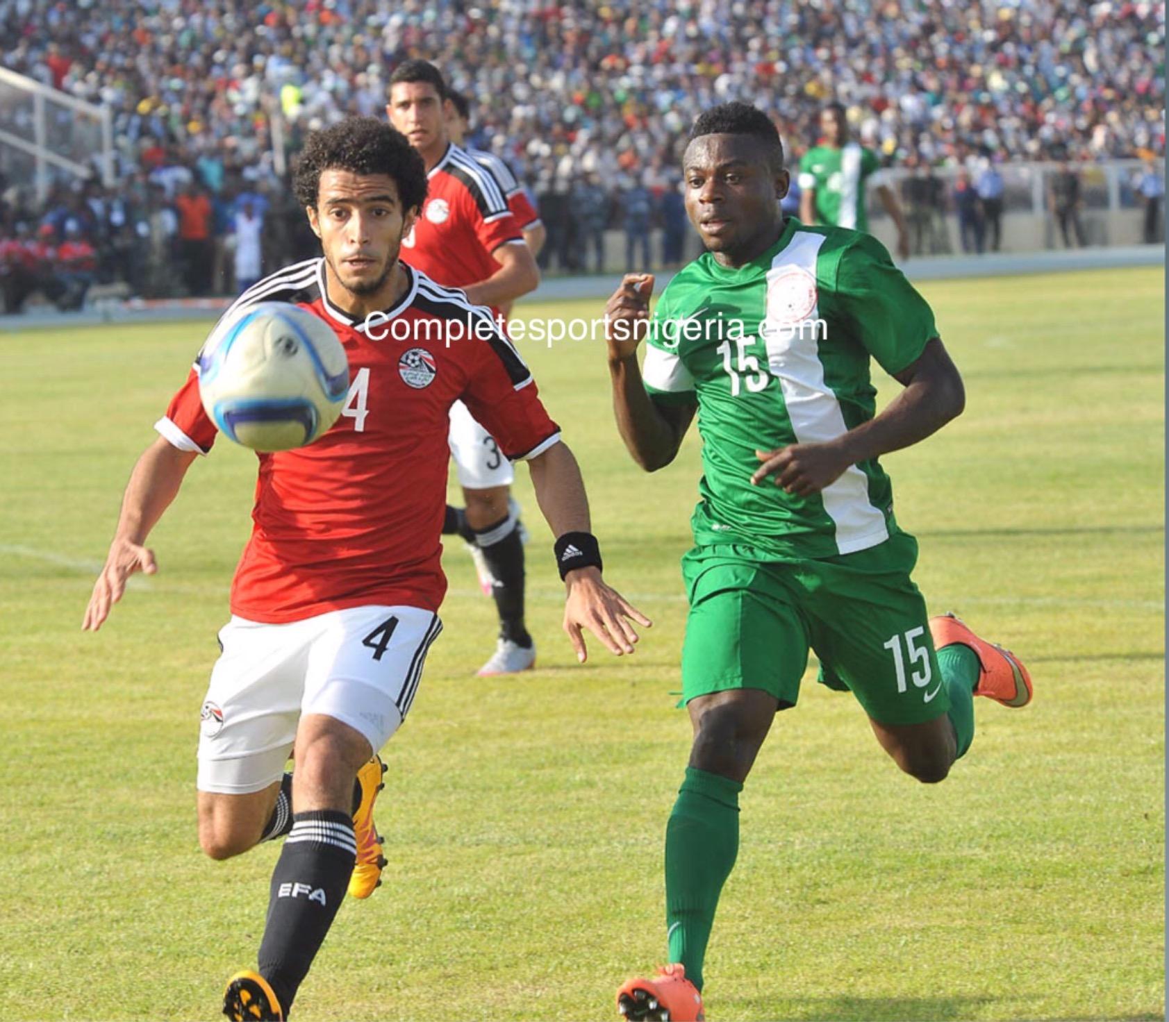 Simon, Omeruo: Super Eagles Victory Possible In Alexandria