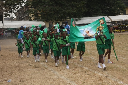 St. Catherine's 15th Inter-House Sports Festival