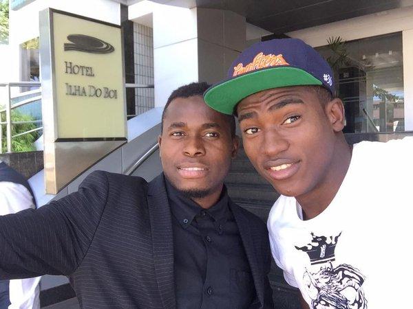 Mohammed, Awoniyi Hit Brazil For U-23 Eagles Friendly