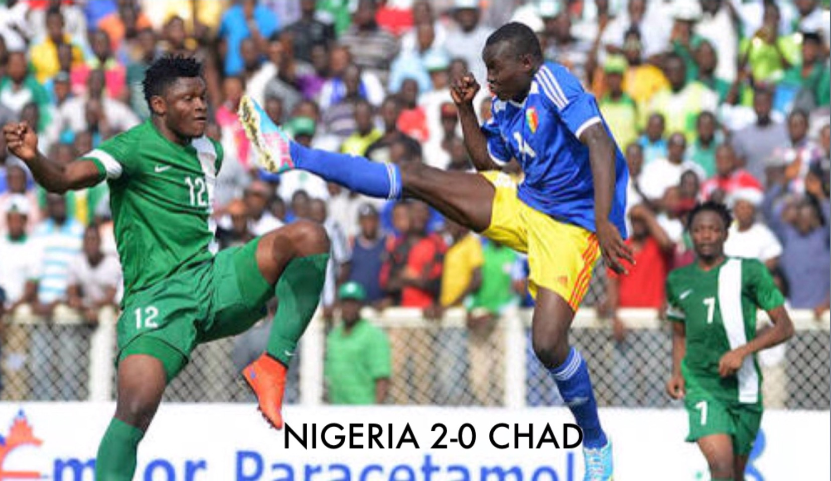 CAF Confirms Chad's AFCON Withdrawal, Results Nullified