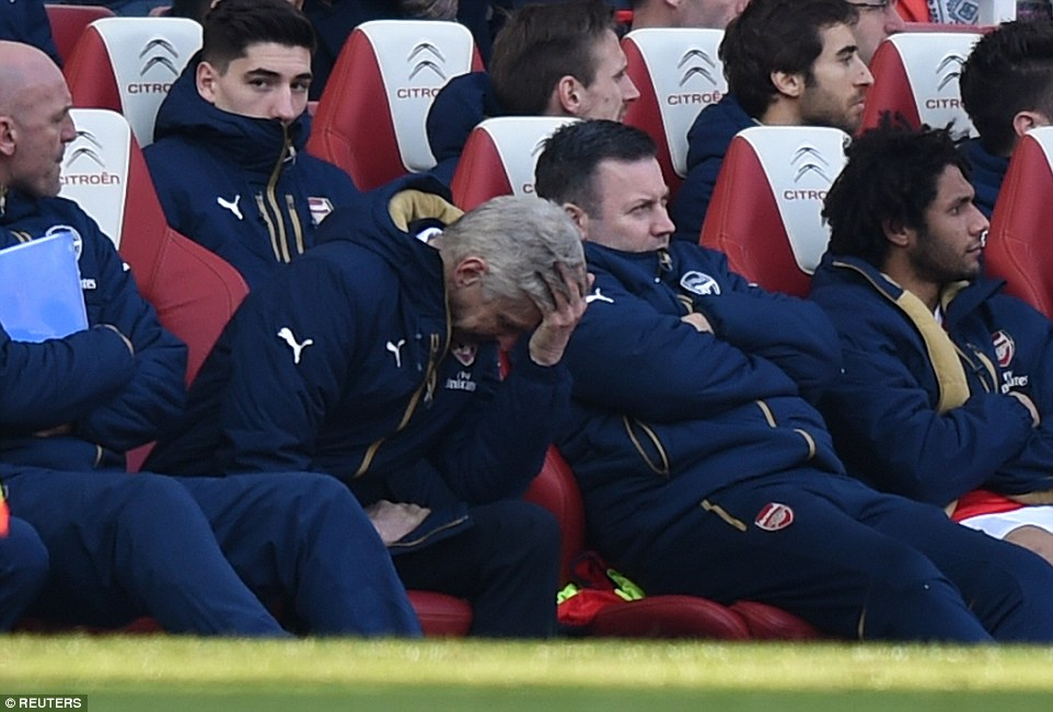 Wenger Admits Disappointment, Frustration At Not Winning League