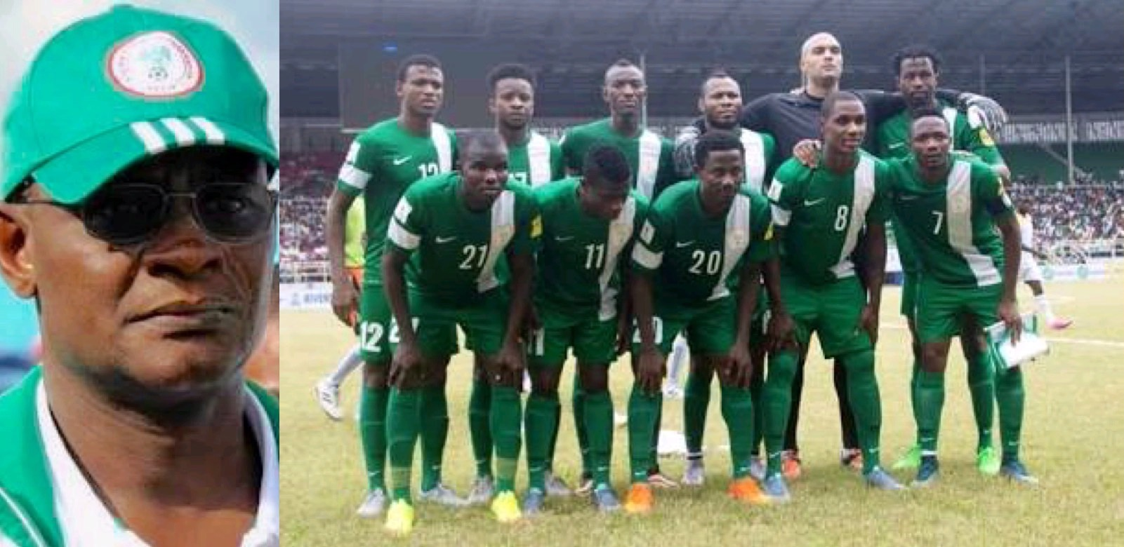 Maigari Drums Support For Siasia, Super Eagles