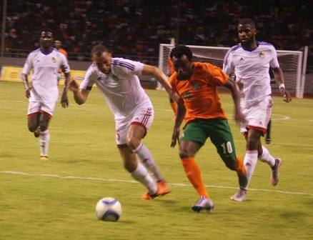 Zambia Hold Congo As Guinea-Bissau Top AFCON Group