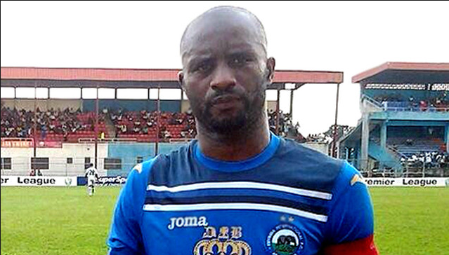 Enyimba Captain, Udoji: We Won't Underrate Champions League Opponent, Vital'O