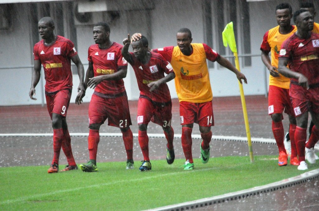 NPFL: Abia Warriors Beat Lobi, Go Second