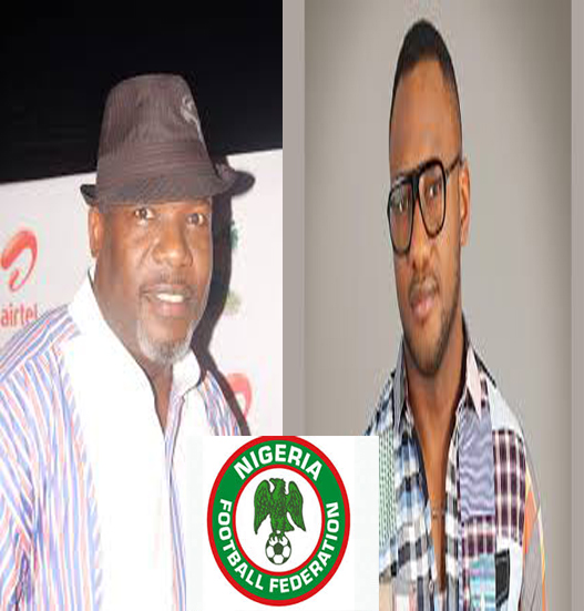 STOP THIS UGLY DRAMA: Nollywood Stars Edochie,AsiegbuWant NFF Truce