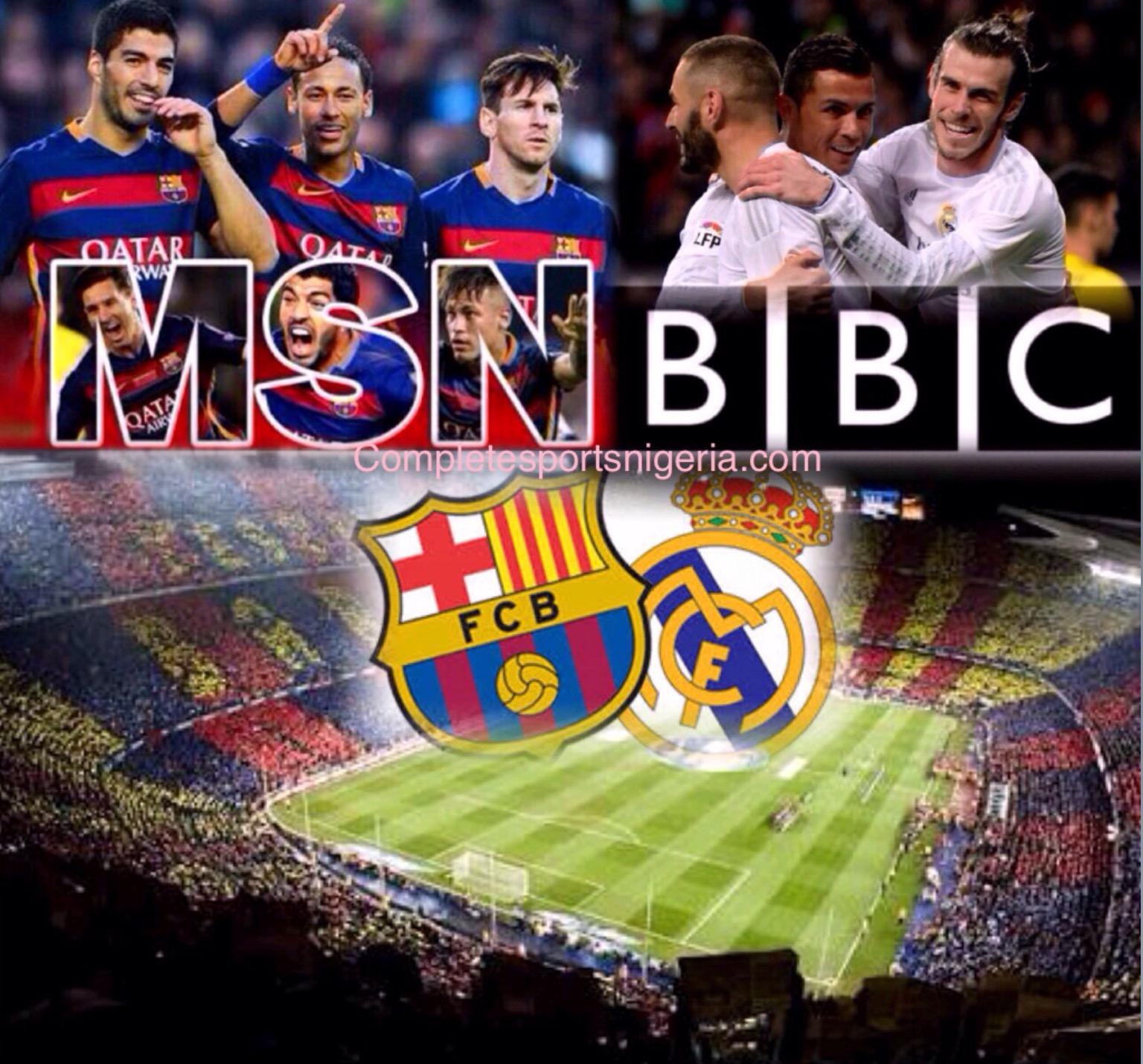 20 El Clasico Facts And Figures Ahead Camp Nou Showdown!